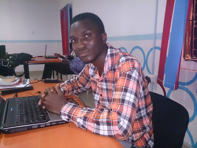 Oladeji Oluwafemi – I Learnt to Code Because I Found it Interesting and Challenging