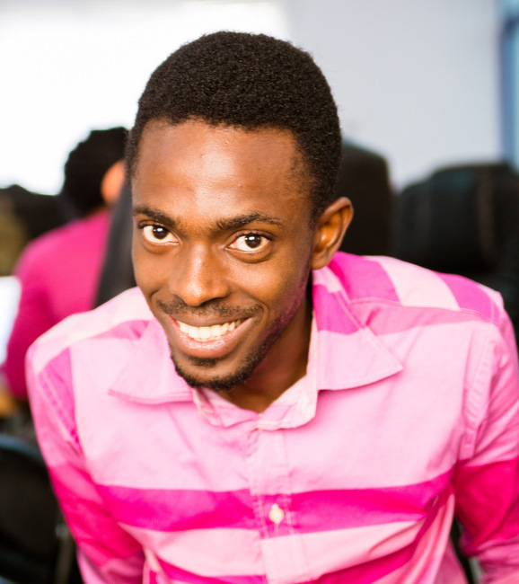 Olalekan Sogunle – I Learnt to Code so I Could Make Something Out of Nothing