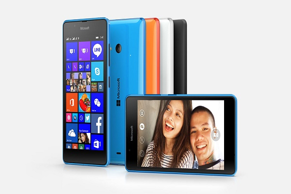 Microsoft Unveils the latest Dual SIM Lumia