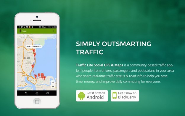 Traffic Lite is a Community-based Traffic Monitoring App