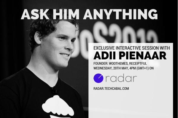 Ask Adii Pienaar Anything: An Interactive Chat On Radar