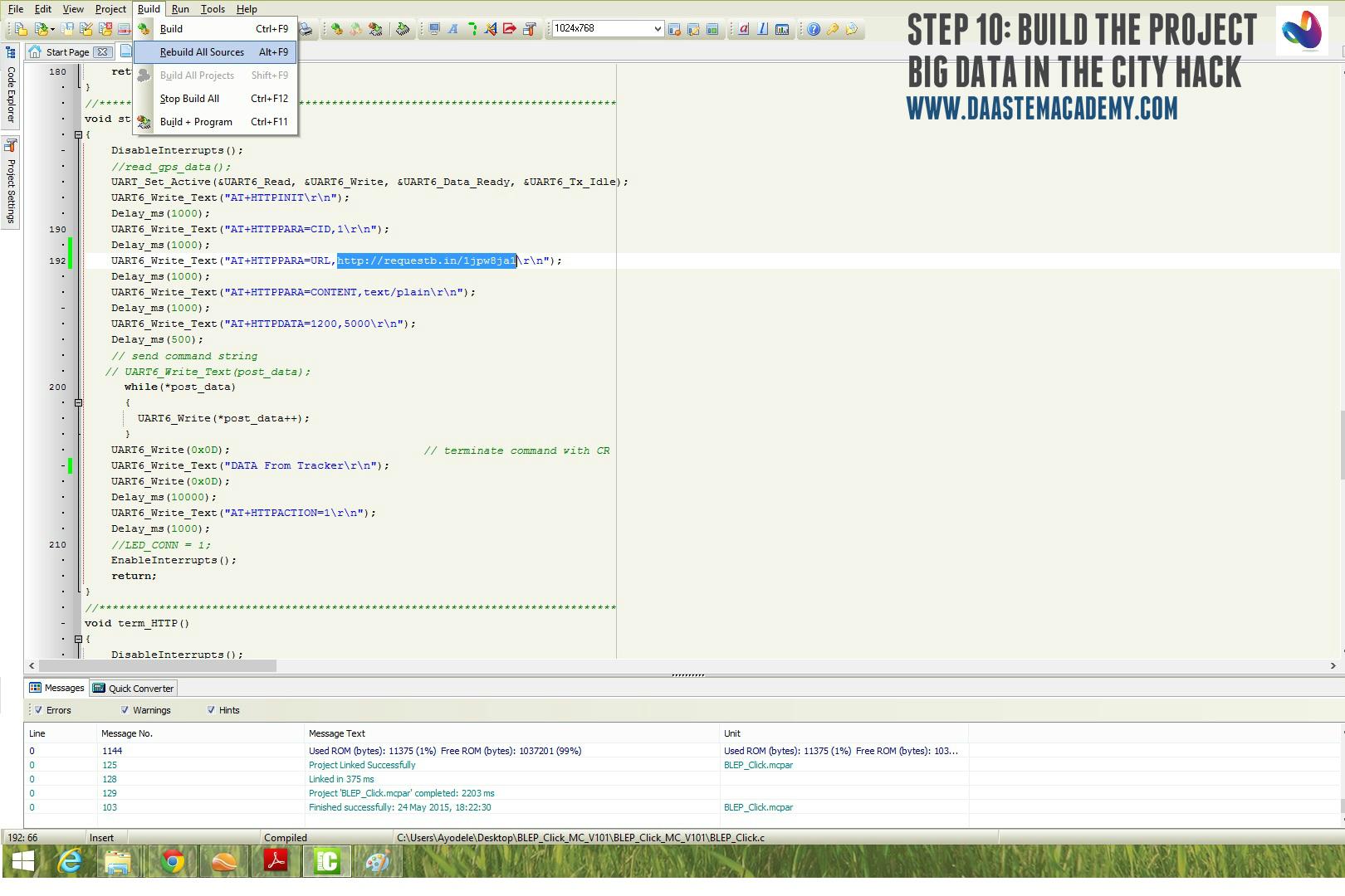 10Big Data - Build Project