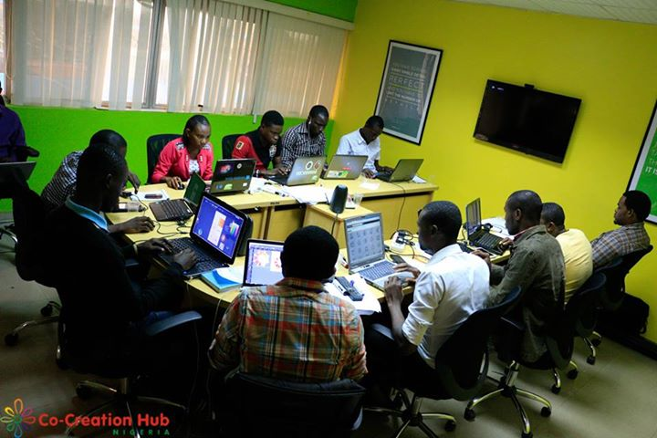 Nigeria's Co-creation Hub Opens Applications for its 2015 Code Camp