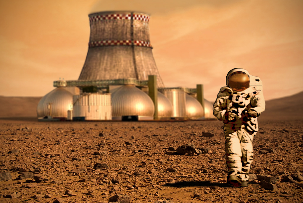 The Nigerian Who Would Go To Mars | TechCabal