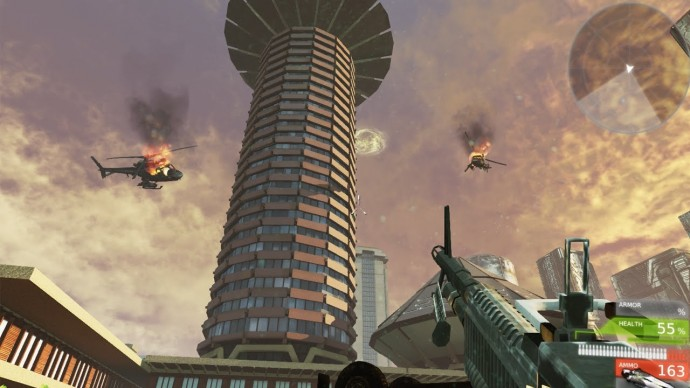 Kenyan Black Division Games Releases its First Person Shooter, Nairobi-X