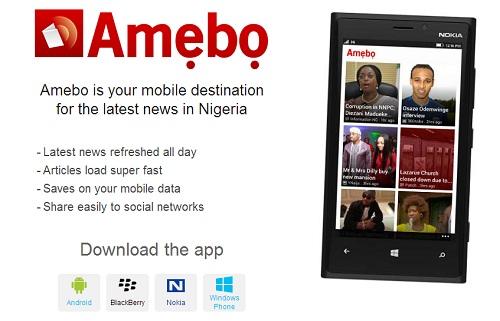 Amebo-app