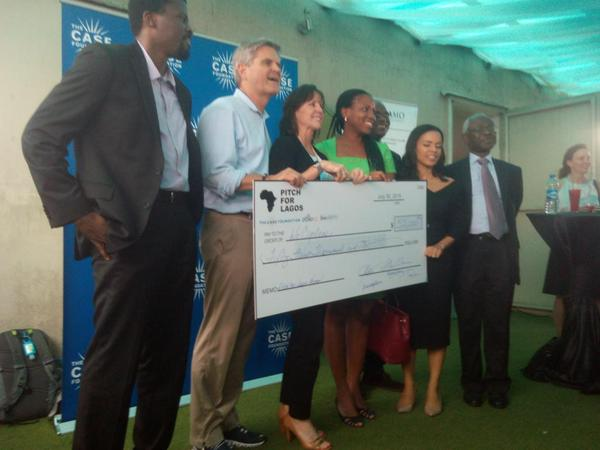 Wecyclers wins $55, 000 from Case Foundation's Pitch For Lagos event