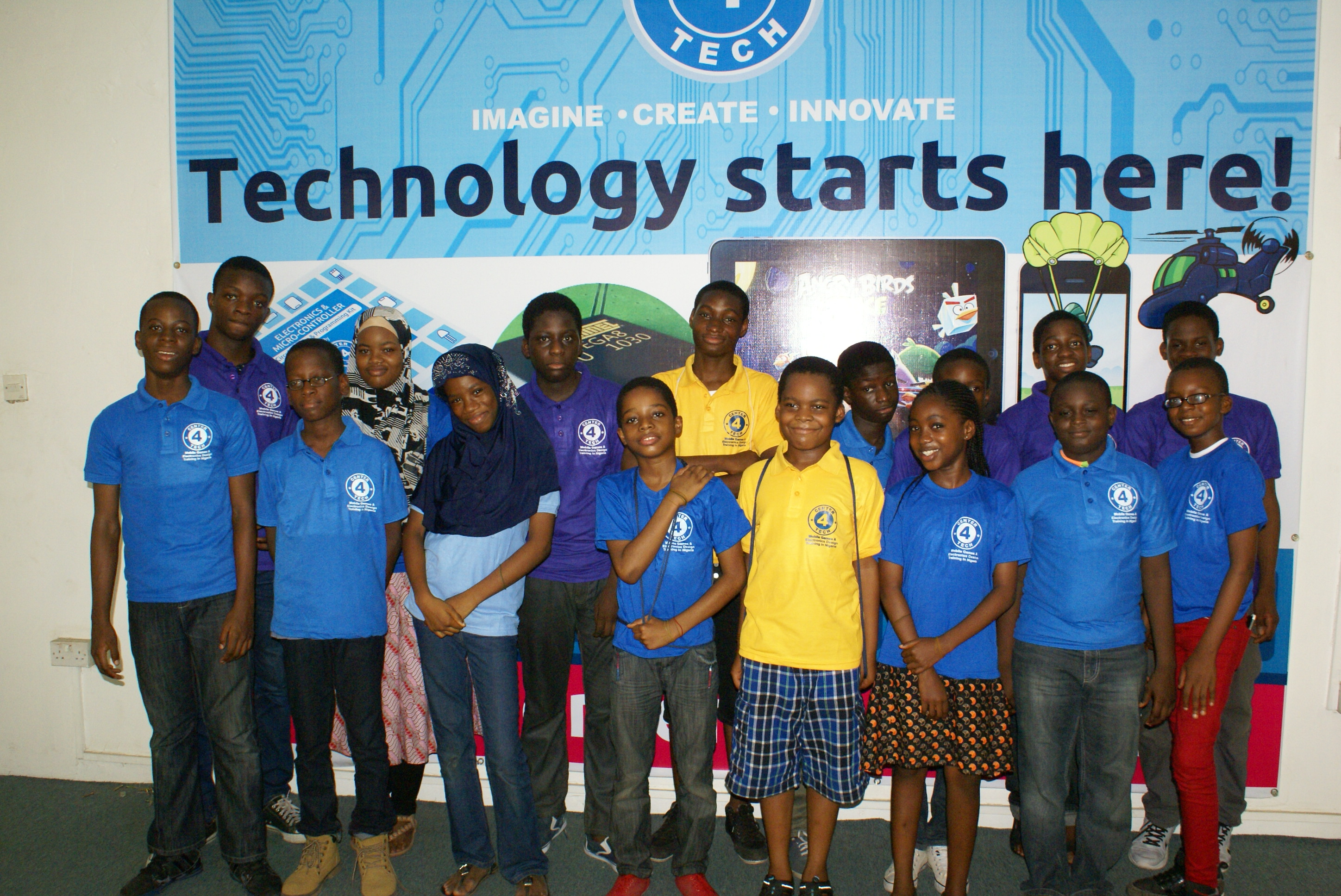 Center4Tech is taking applications for its 2015 Young Inventors Summer Camp