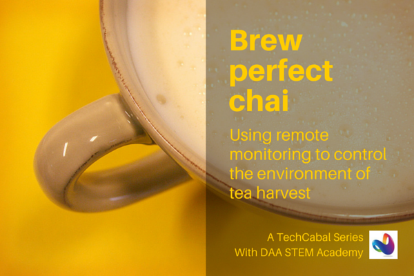 Making the perfect Chai