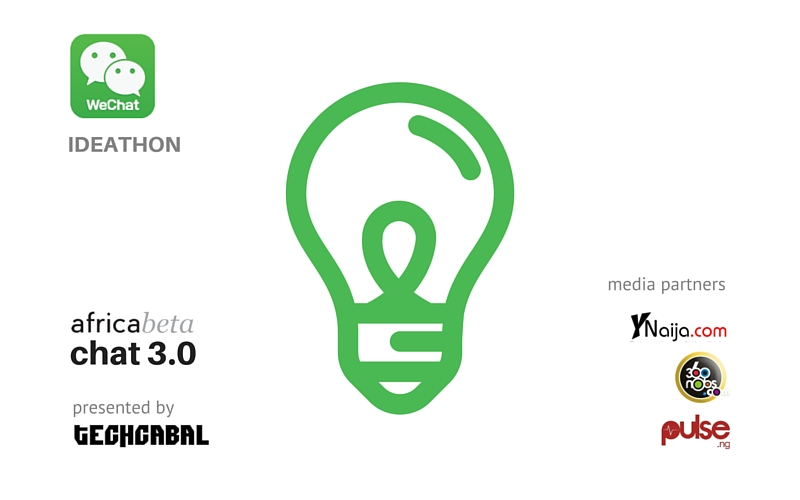 Time's running out; Register for the WeChat Ideathon