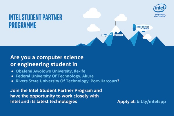 Intel Student Partner Program 2