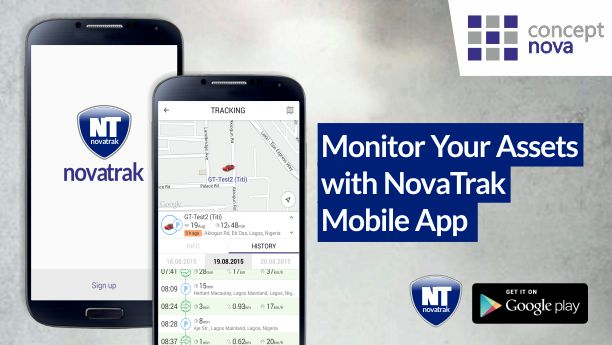 "Concept Nova Launches ""NovaTrak"" App On Android Devices"
