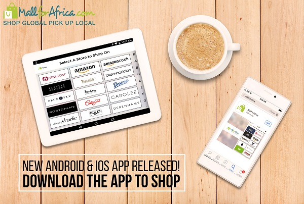MallforAfrica.com Launches Upgraded iOS & Android App