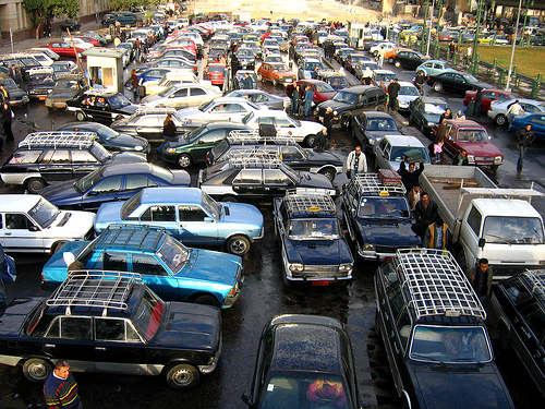 the problem of traffic jams in large cities Cities like new york, london, and paris have all had to deal with thousands of cars running through their streets each day traffic congestion is a big problem for.