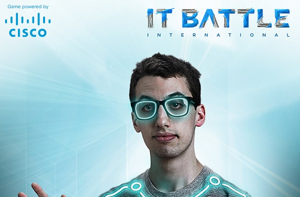 Are you Geek enough to enter Cisco's IT-Battle?