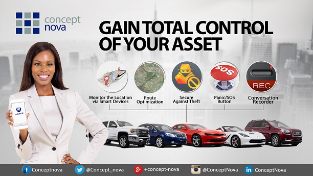 Gain Total Control of Your Asset