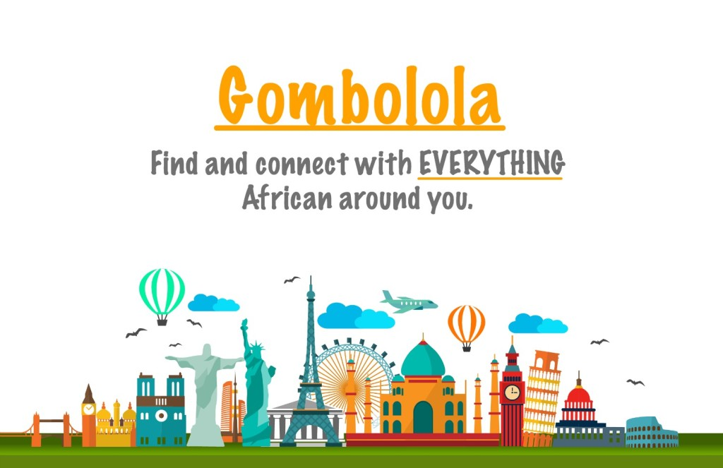 Gombolola: How to find Africa outside Africa
