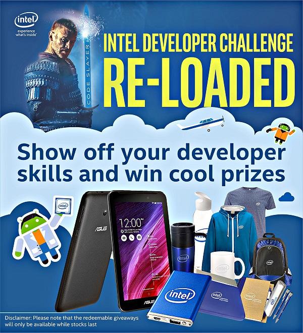Take note developers! Participate in Intel Developer Zone Champs