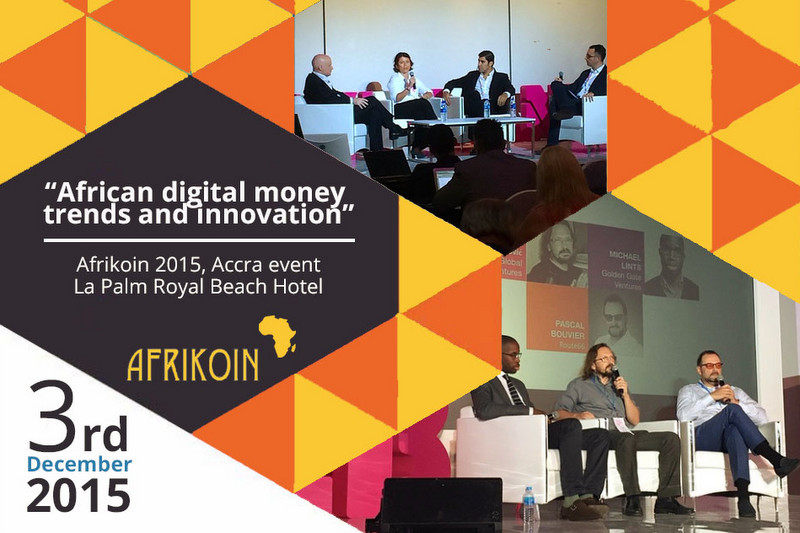 The 2015 Afrikoin conferences will hold this December