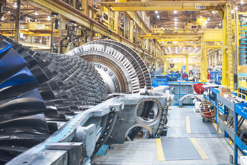 How GE is creating the next industrial era