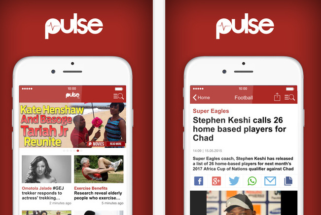 Check out Pulse.ng's mobile app
