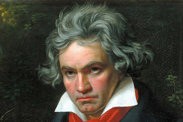 Happy Birthday, Beethoven. Love, Google.