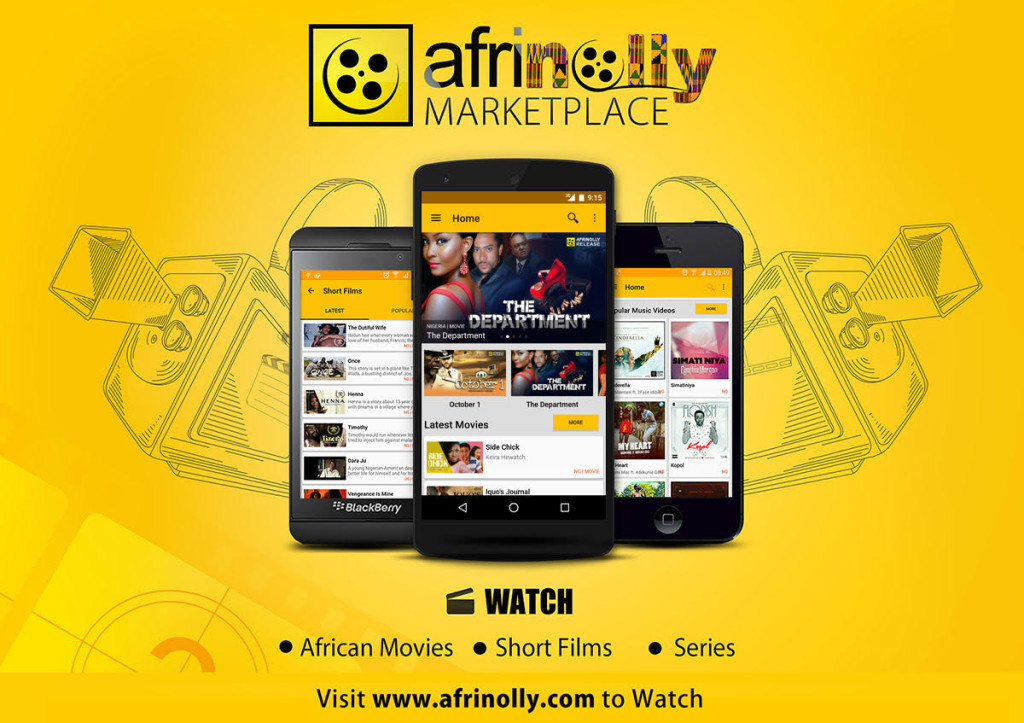 Afrinolly Launches New App to Combat Film Piracy