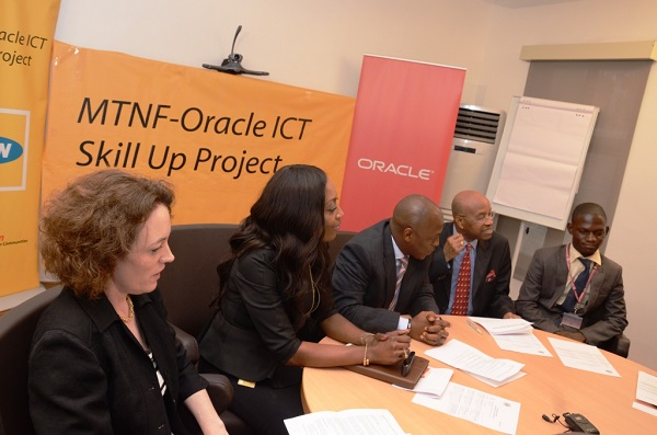 MTN Foundation and Oracle to Equip Nigerian students with Exclusive ICT skills