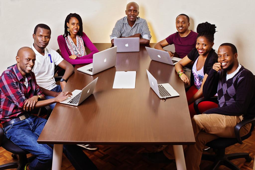 Team Ongair Company Photo