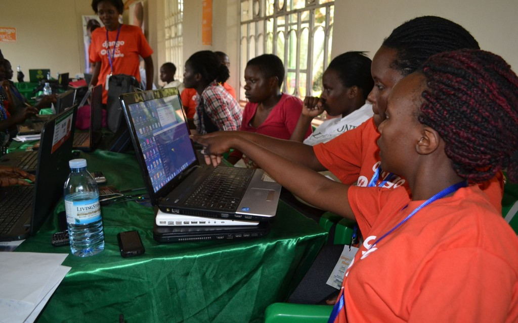 Django Girls is coming to Lagos. Ready your laptops ladies