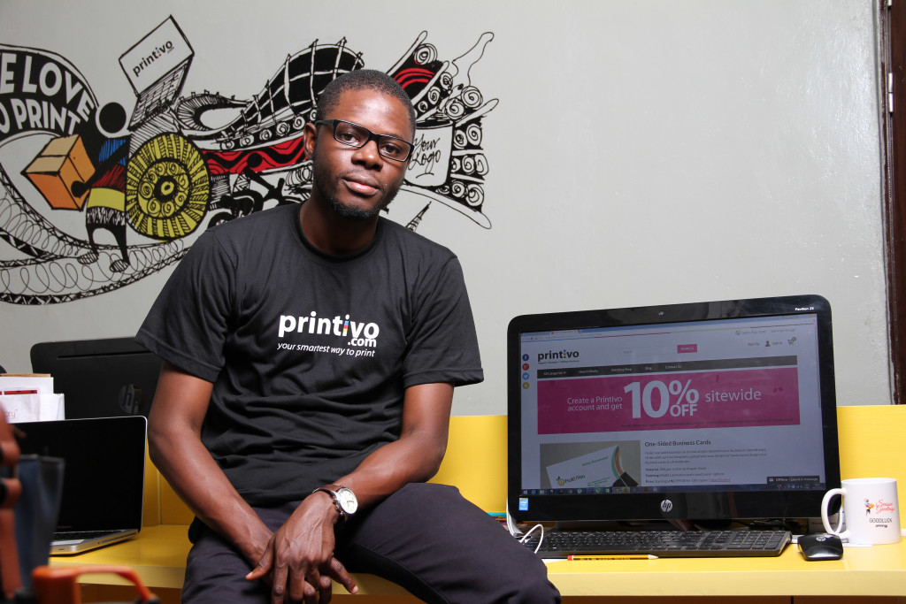 Inside Printivo: The Scrappy Beginnings Of A Next Generation Printing Company
