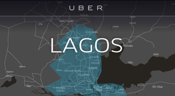 It's Official: Uber Lagos rolls out cash payment option