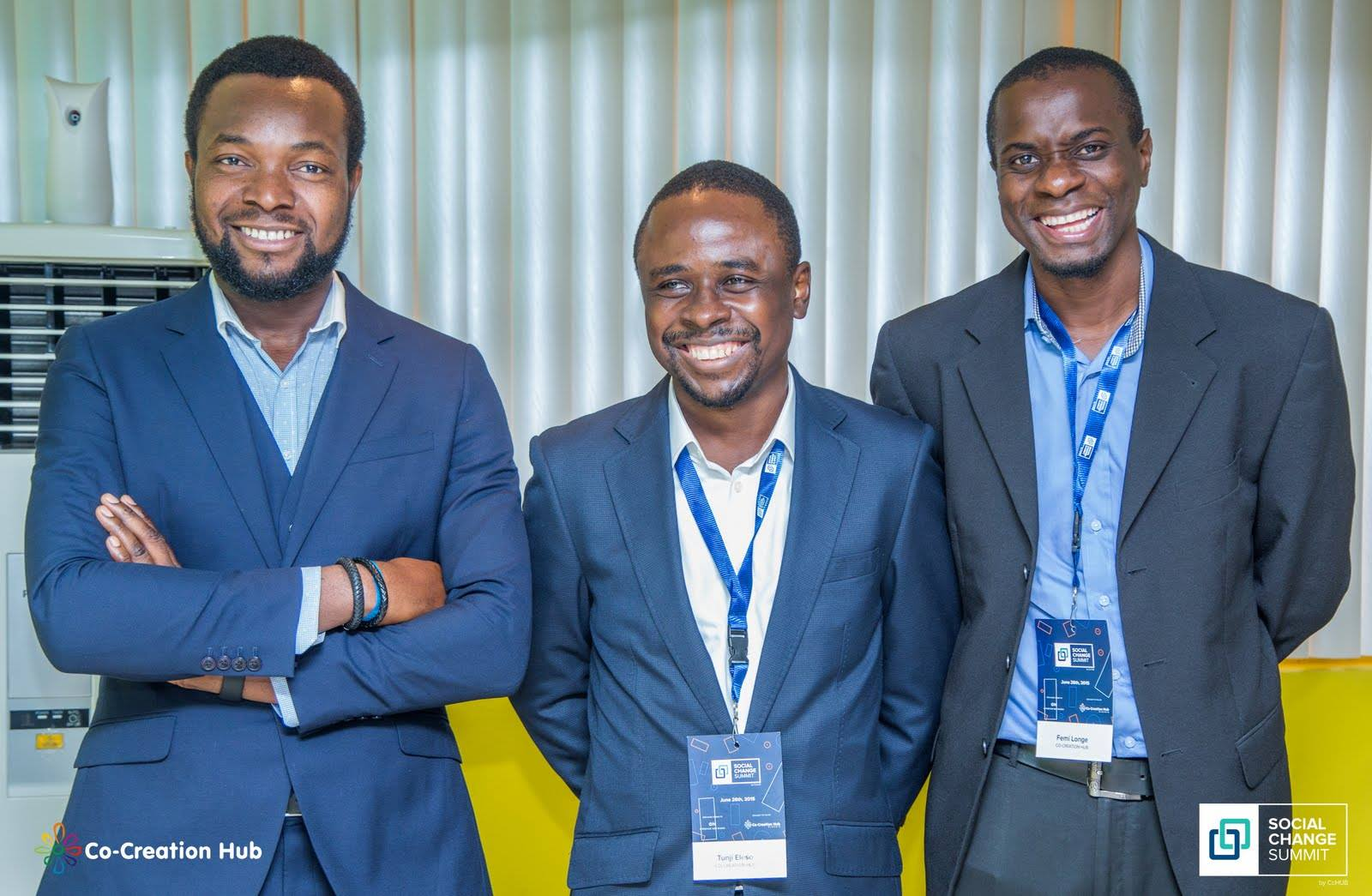 Startup Grind Lagos will host the CcHub's founders