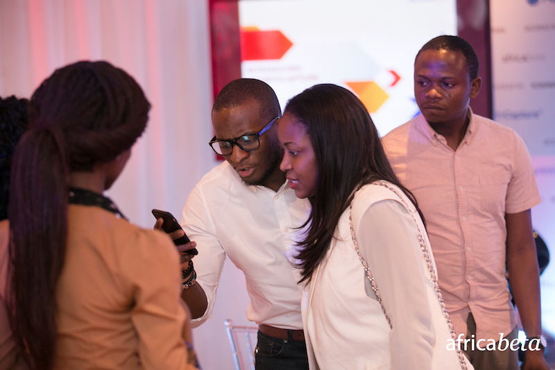 Ife Orioke (CEO, PayWithCapture) , Honey Ogundeyi (CEO, Fashpa)
