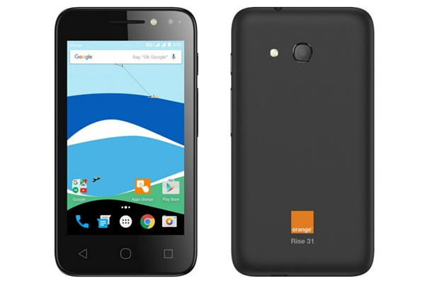 Orange has announced a $40 phone that comes with data for the Middle East and African market