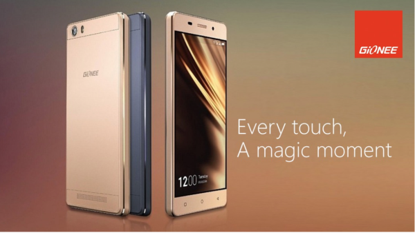 The Gionee M5 Mini: one week on the table
