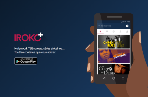 Irokotv has overdubbed its Nollywood content with French, and is calling it Iroko+
