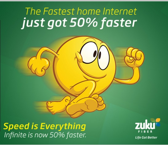 Zuku promised faster internet speeds, but customers say it actually got slower