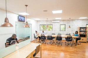 Cranium One is offering one lucky startup free office space for a month