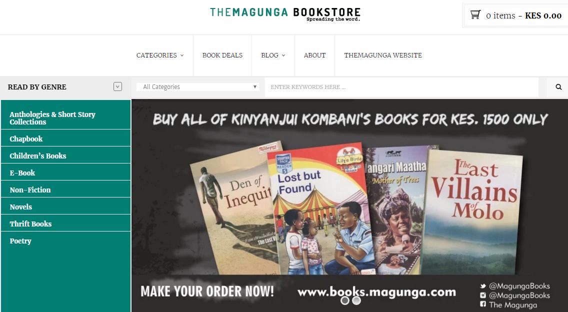 magunga bookstore 1