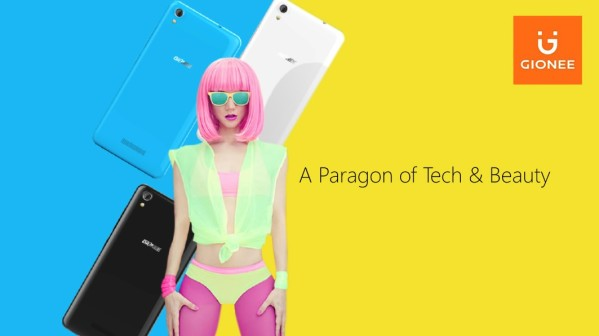 Gionee launches P5 mini: a paragon of tech and beauty