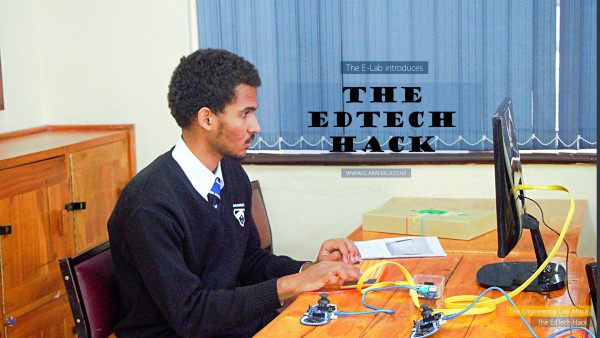 The EdTech Hack. Improving access to education through low cost technology. What global grand challenges do our students address at the E-Lab?