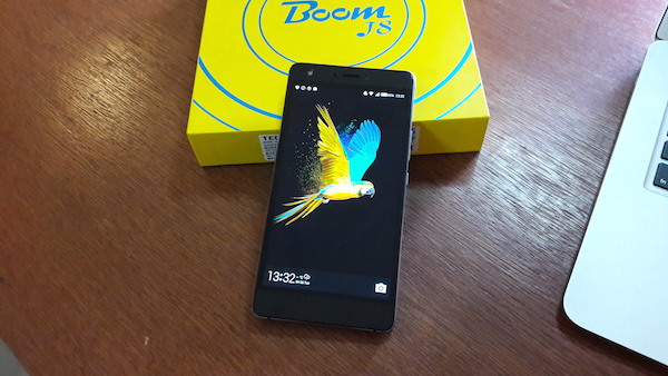 Here's the TECNO Boom J8
