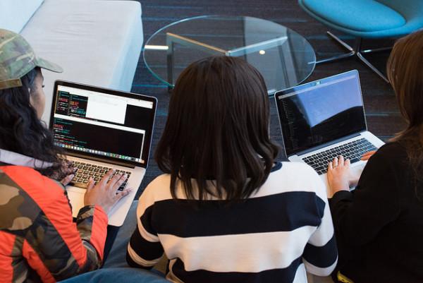women tech code