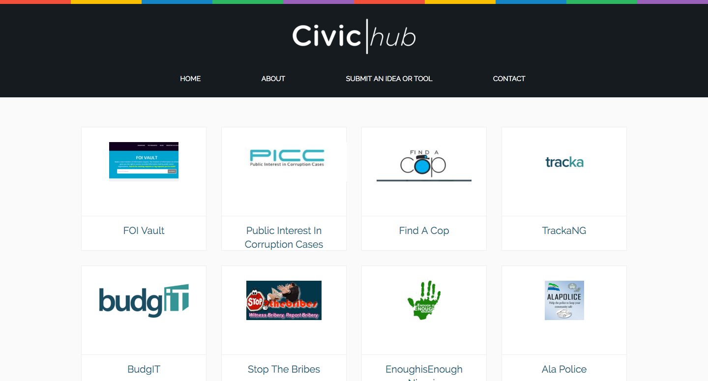 BudgIT Has Released a Bunch of Tools to Grant Easy Access to Nigerian Public Data