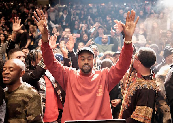"If you liked The Life of Pablo, you'll love the ""final"" version on Apple Music"