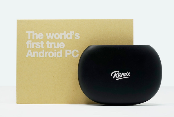 Remix Mini Android PC review: Android is eating the world