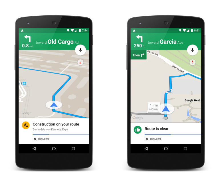Google just turned on live traffic alerts for Maps users in Kenya, Nigeria and South Africa