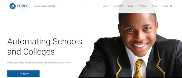 Behold, the face of Automated Education Systems in Nigeria