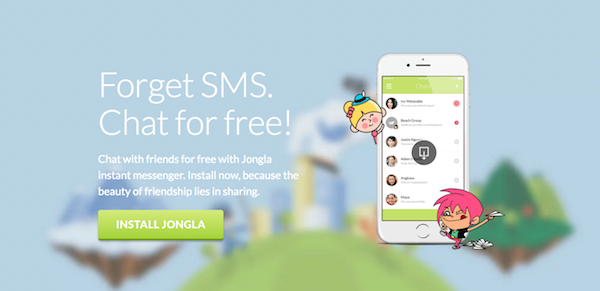 Jongla Launches IM Service in Africa